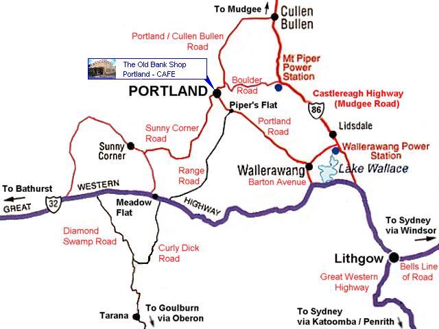 Welcome To Portland NSW Australia  Portlandnsw